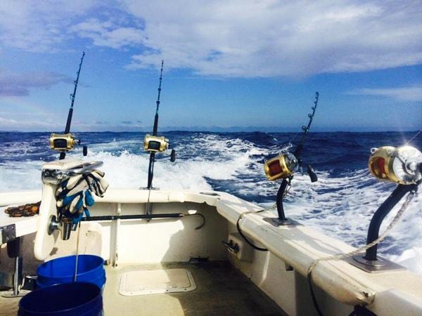 Deep sea fishing kauai for Fishing in kauai