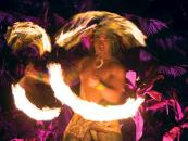 Drums of Paradise Hyatt Luau